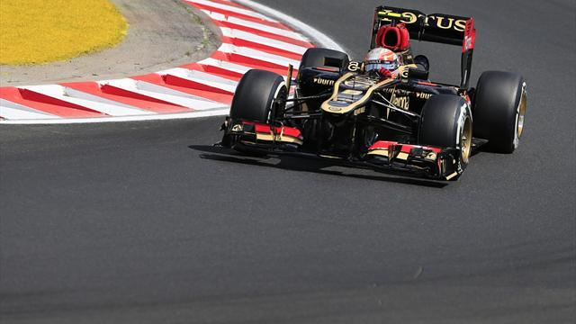 Formula 1 - Lotus insists focus is now on track