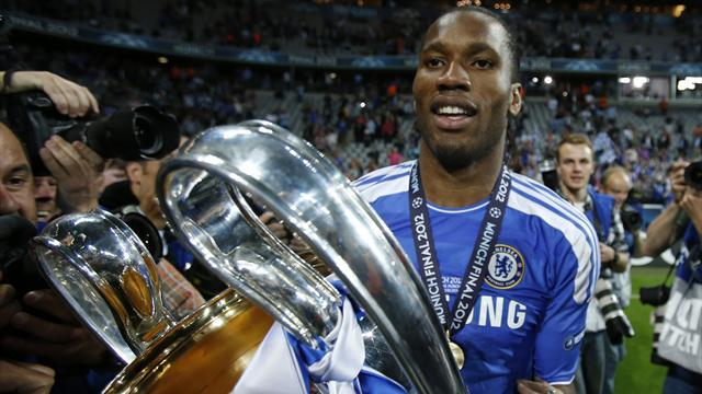 World Football - Drogba, Anelka future at Shanghai in doubt