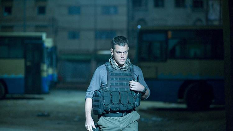 Green Zone Production Photos 2010 Universal Pictures Matt Damon