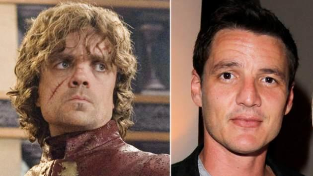 Peter Dinklage as Tyrion Lannister, Pedro Pascal -- Getty ImagesHBO