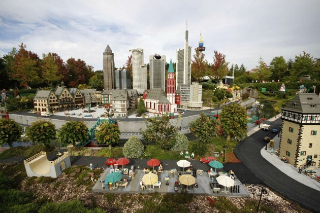 A file photo of Germany Legoland. Iskandar Malaysia is set to get six more theme parks, to add to its Legoland Malaysia and Puteri Harbour Family Theme Park attractions (Getty Images)
