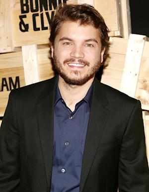 Emile Hirsch Gushes About 1-Month-Old Son Valor: He's Beautiful, Sweet and Funny