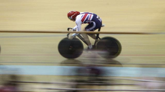 Cycling - Kenny wants team sprint improvements at Manchester