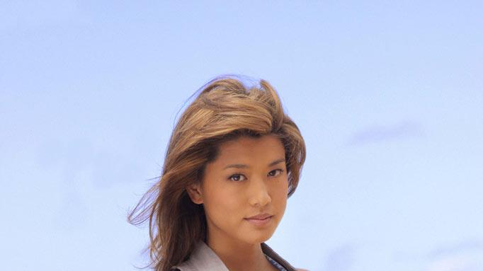 "Grace Park stars as Kona Kalakaua in ""Hawaii Five-O."""
