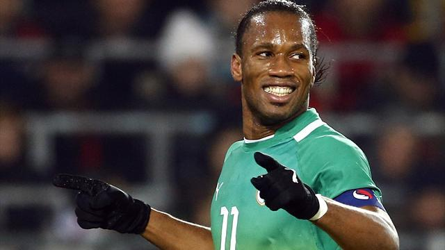 World Football - Shanghai Shenhua dispute Drogba deal