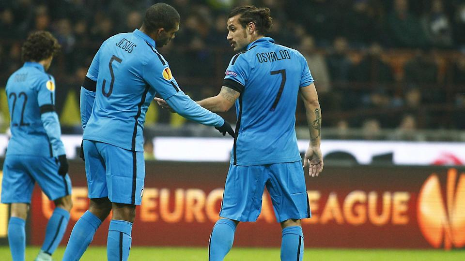 Video: Inter Milan vs Dnipro Dnipropetrovsk