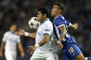 Spalletti: Hulk made the difference on Porto return