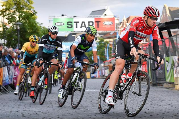 Cycling - Yates becomes first British winner of San Sebastian Classic