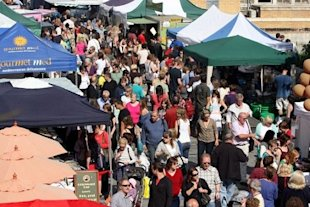 May 2012: Our pick of the top UK food and drink events this month