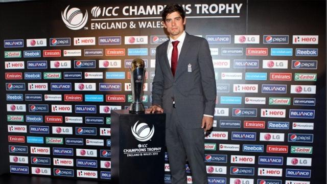 Cricket - Cook: Players can boost Trophy hopes in India
