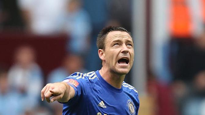 QPR players will each decide whether to shake John Terry's hand