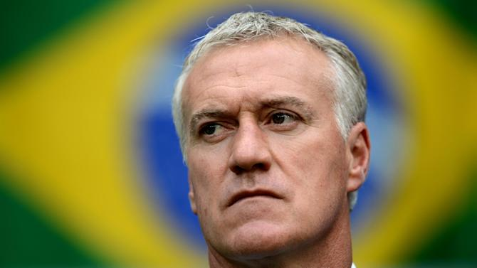 Football - Deschamps: Germany's experience may give them edge