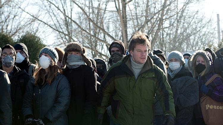 Contagion Warner Bros Pictures 2011 Matt Damon