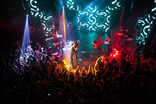 Bandwagon highlights live music acts at hotspots like TAB, which recently showcased rock band The Cab from the US (Photo credit: Dawn Chua for TAB)