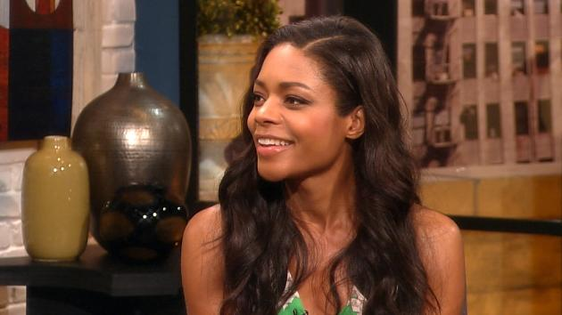 Naomie Harris Talks Sensual Skyfall Shaving Scene With Daniel Craig  -- Access Hollywood
