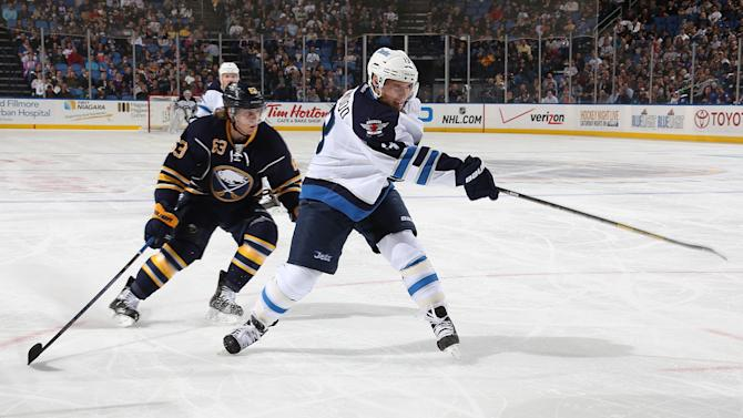 Winnipeg Jets v Buffalo Sabres