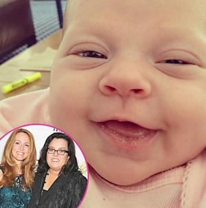 Rosie O'Donnell Shares Adorable Picture of Smiling Baby Girl