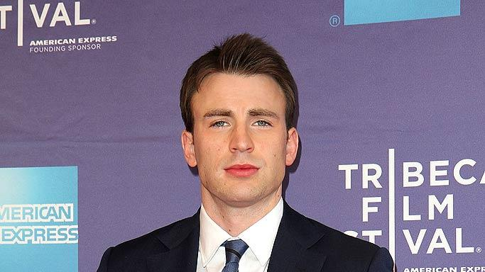 Chris Evans Tribeca Film Fes