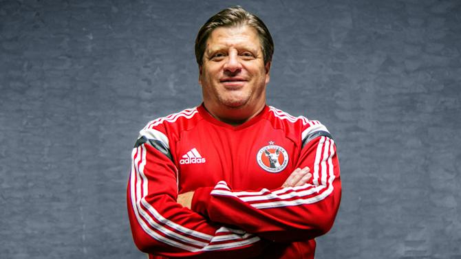 Miguel Herrera hoping to win quickly at Club Tijuana