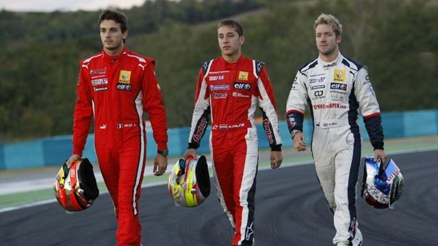 Formula Renault 3.5: Trio vying for glory in Catalunya