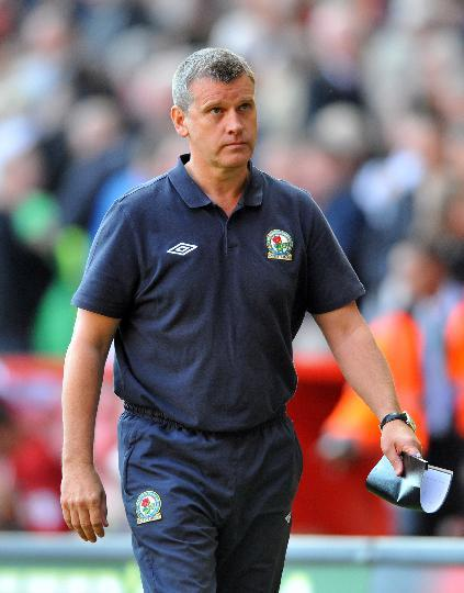 Eric Black wants Blackburn to play with more confidence