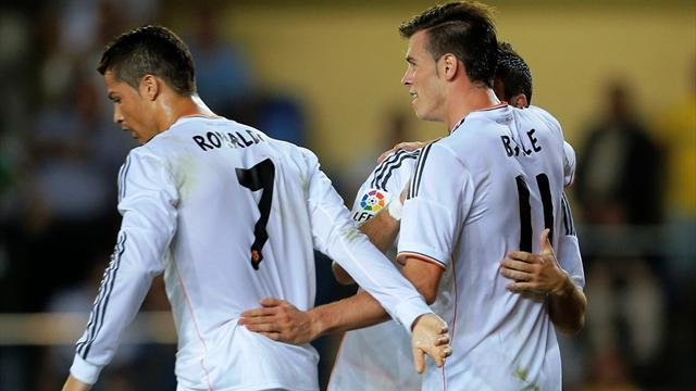 Liga - Real Madrid v Levante: LIVE