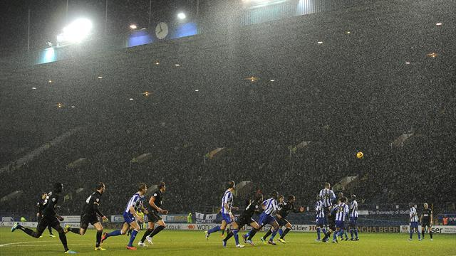 Championship - Wednesday-Wigan scuppered by weather