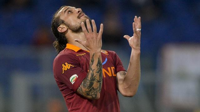 Serie A - Italian transfer round-up: City swoop for Osvaldo, Roma eye Nani