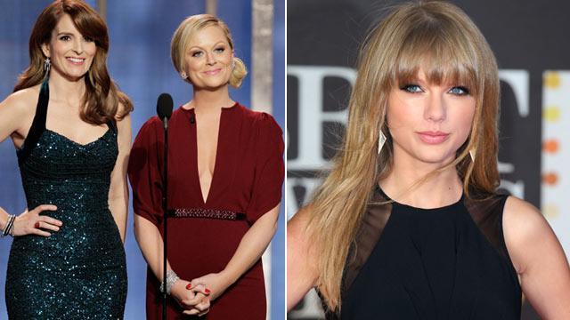 Fey, Poehler Respond to Swift's 'Hell' Comment
