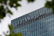 US banking giant JP Morgan's offices in Canary Wharf in London. JPMorgan Chase plunged nearly 10 percent on US stock markets opening Friday after reporting shock $2 billion derivatives losses last Thursday