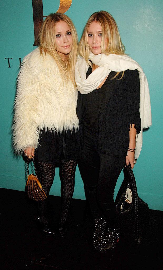 Olsen Mary Kate Ashley Dnnr Prty