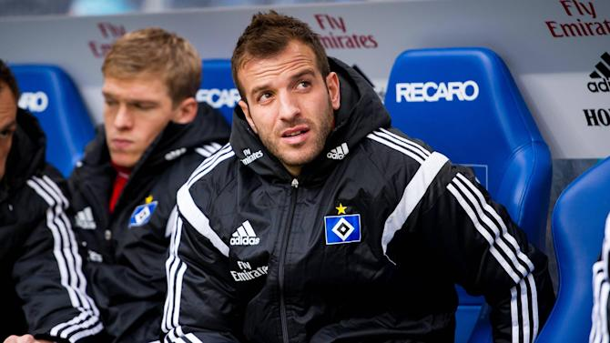 Bundesliga - Rafael van der Vaart to leave Hamburg with Kansas City, Ajax possible destinations
