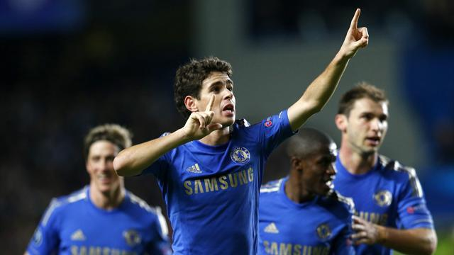 Champions League - Art supplants industry for entertainers Chelsea