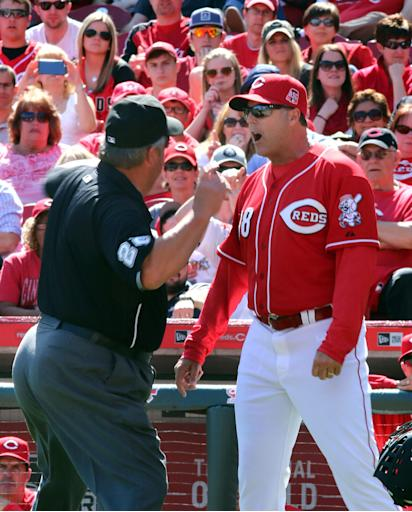 Reds manager Bryan Price goes on profanity-filled rant