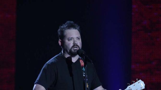 """J Chris Newberg (comic/musician) is one of the Top 48 acts on Season 6 of """"America's Got Talent."""""""