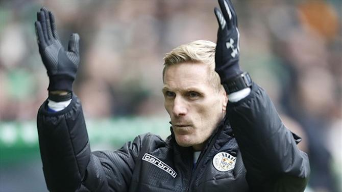 Scottish Premiership - Gary Teale unhappy after being replaced by St Mirren before final match of season