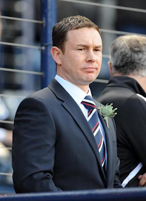 Boss Derek Adams insists Ross County's main aim is to stay in the Premier League