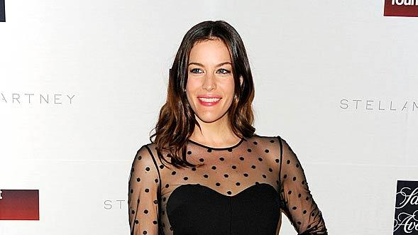 Liv Tyler Stella Mc Cartney Saks Evnt