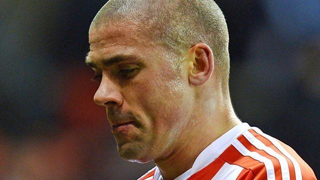 Premier League - Walters' 100th game for Stoke turns into nightmare