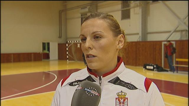 Olympic Games - Serbia 'excited' for women's handball champs