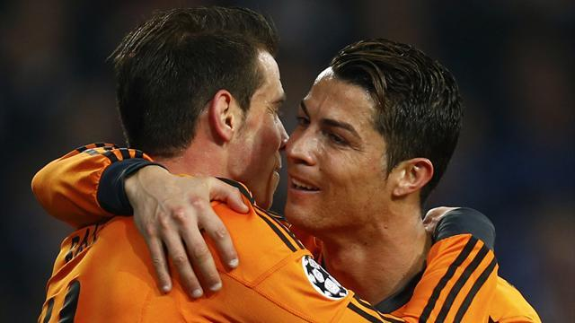 Champions League - Ancelotti confirms Ronaldo, Bale are fully fit for final