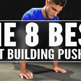 The 8 Best Push-Ups to Build a Strong Chest