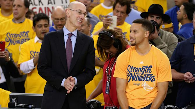 NBA, union reportedly finalizing new 7-year labor deal
