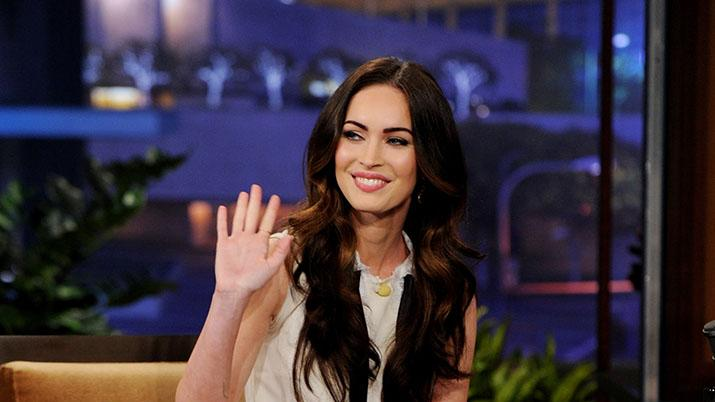 "Megan Fox, Michel Hazanavicius And Mariachi El Bronx On ""The Tonight Show With Jay Leno"""