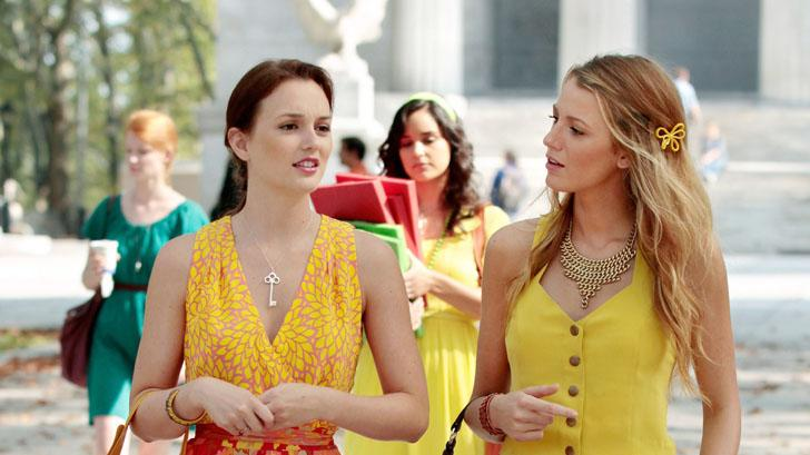 Blair and Serena,