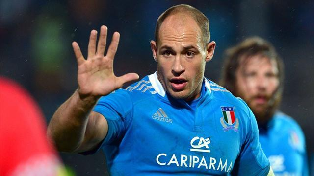 Six Nations - Parisse available to face England