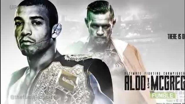 Jose Aldo Out of UFC 189: Conor McGregor Will Now Fight Chad Mendez