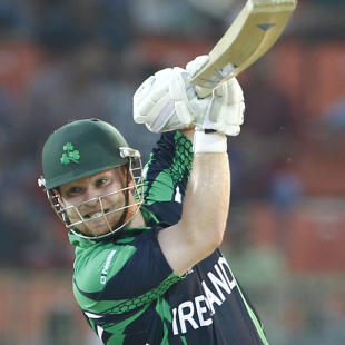 Stirling's 60 brings Ireland last-ball win over Zimbabwe