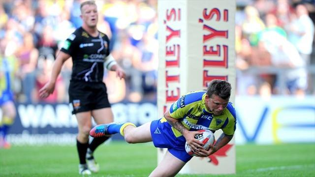 Rugby League - Smith thrilled with Wolves win