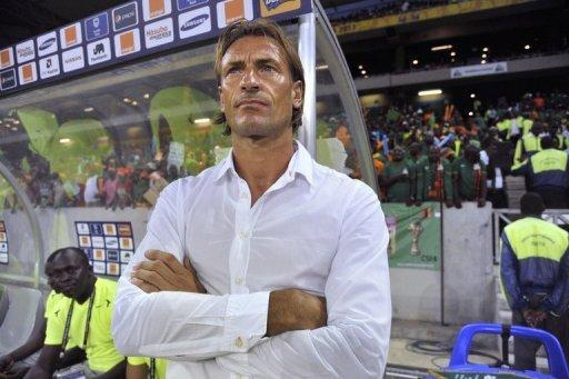 Zambia not sexy enough for Confed Cup, says Renard